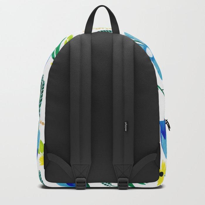 Blue Ones Backpack