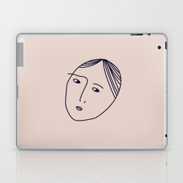 always suspicious Laptop & iPad Skin