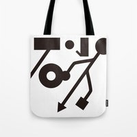 sand Tote Bags featuring Sand by p0ru417