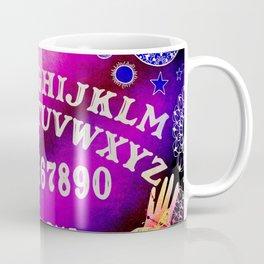 Galaxy Ouija Board Design Coffee Mug