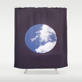 Sky Hole Shower Curtain
