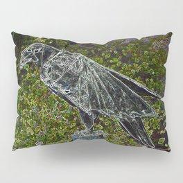 Crazy Bird Pillow Sham