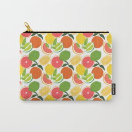 Citrus Harvest Carry-All Pouch