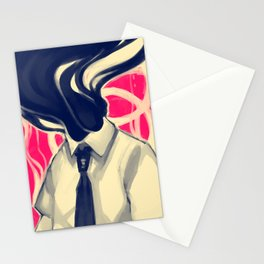 Burn Stationery Cards