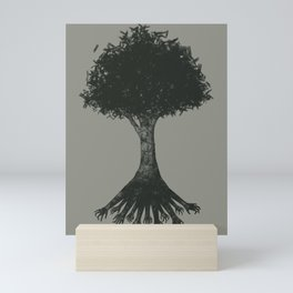 The Root Mini Art Print