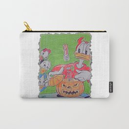 Donald Duck Halloween Trick I Carry-All Pouch