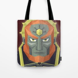 The King of Darkness Tote Bag