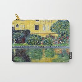Gustav Klimt Schloss Kammer on the Attersee IV Carry-All Pouch