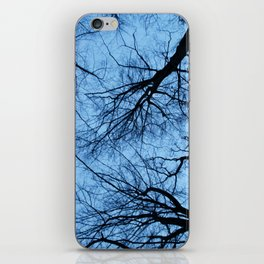 Spooky Trees iPhone Skin