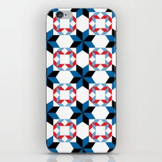 Blue Rhapsody - By  SewMoni iPhone Skin