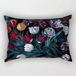 EXOTIC GARDEN - NIGHT XIV Rectangular Pillow