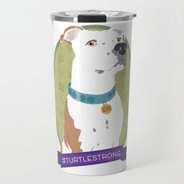 TurtleStrong Travel Mug