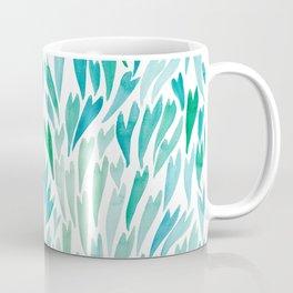 Mermaid Tails Watercolour | Original Palette Coffee Mug