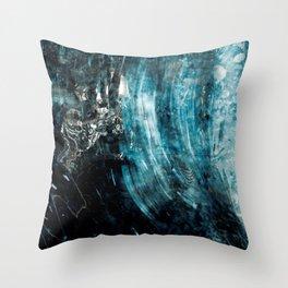 Ivy & Blue Throw Pillow