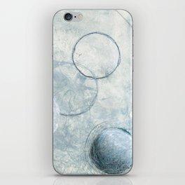 Floating II iPhone Skin
