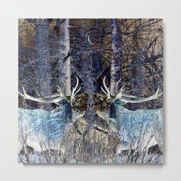 Winter Song I Metal Print
