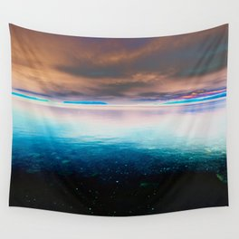 Sky of Dreams and The Ocean Wall Tapestry