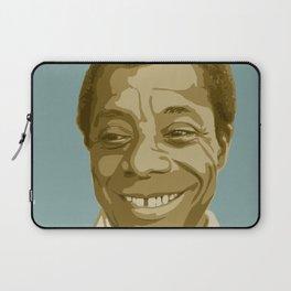 James Baldwin Laptop Sleeve