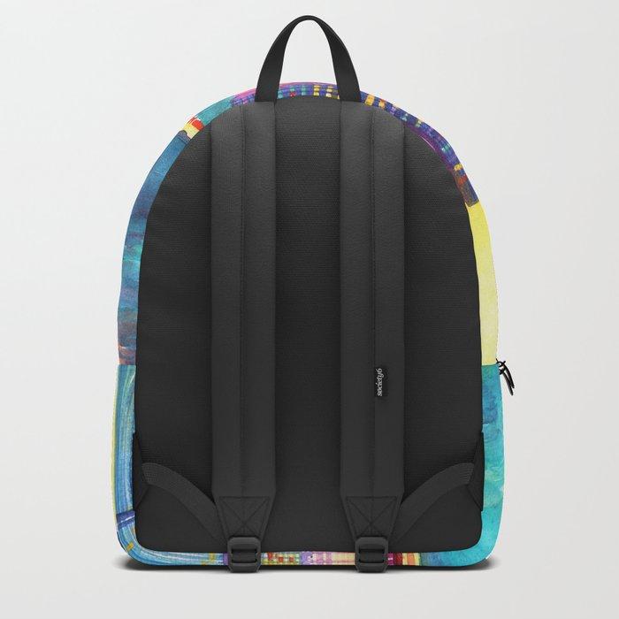Chicago River Backpack