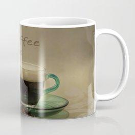 first coffee then the world Coffee Mug