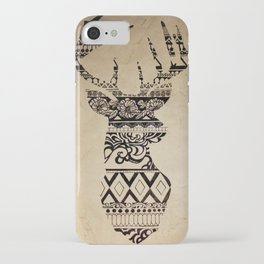 Oh Deer, Oh My iPhone Case