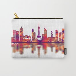 Foshan China Skyline Carry-All Pouch