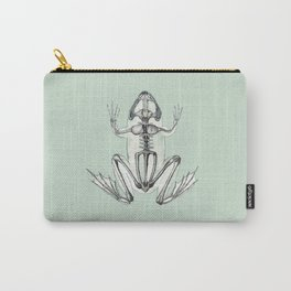Frog Skeleton: Animal Anatomy Carry-All Pouch