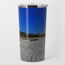The Beach at Gasparilla State Park I Travel Mug