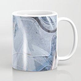 Ice Abstract Coffee Mug