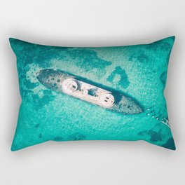 Sinker Rectangular Pillow