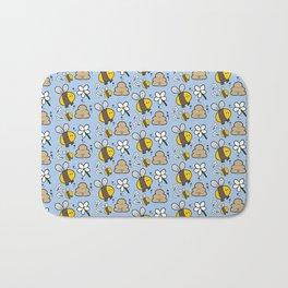 Little Bee Bath Mat