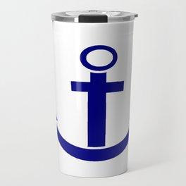 Anchor 4 Travel Mug