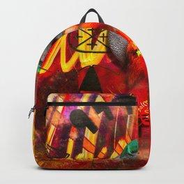 Save orangutans Backpack