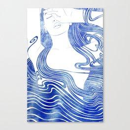Galene Canvas Print
