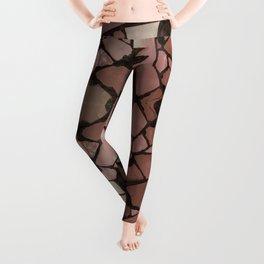 Mosaic - Rose Quartz Leggings