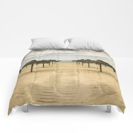 Cloudy Day Comforters