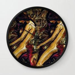 Godiva Wall Clock