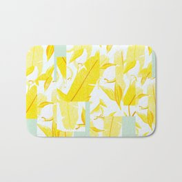 Yellowish Bath Mat