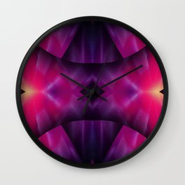 Passing through the Gate Wall Clock