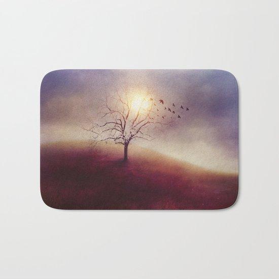 Lone Tree Love I (c.o.) Bath Mat
