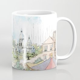 Madeline Montmartre colored Coffee Mug