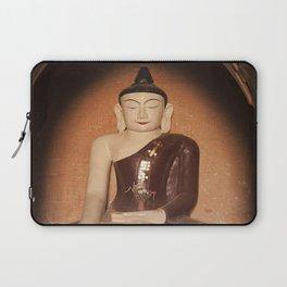 Buddha in Bagan Laptop Sleeve