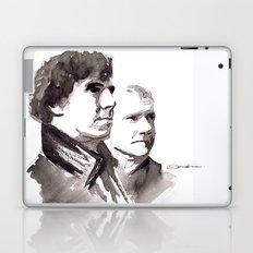 Sherlock and Watson Laptop & iPad Skin