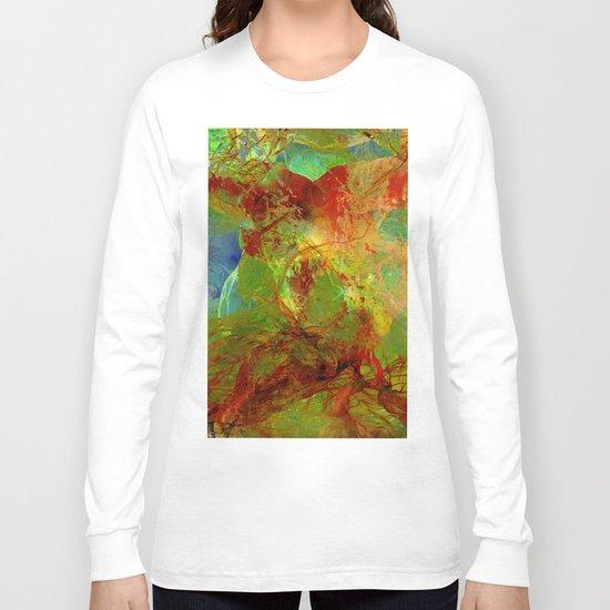 Dreamlike landscape Long Sleeve T-shirt