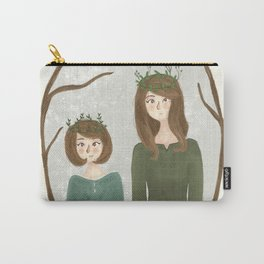 Queen Susan and Queen Lucy Carry-All Pouch