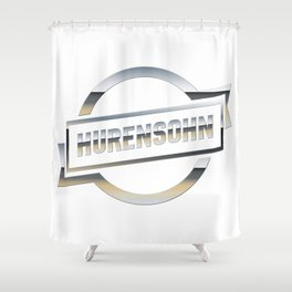 Son Of A Bitch   Insult Provocation Asshole Shower Curtain