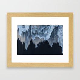 Island water Framed Art Print