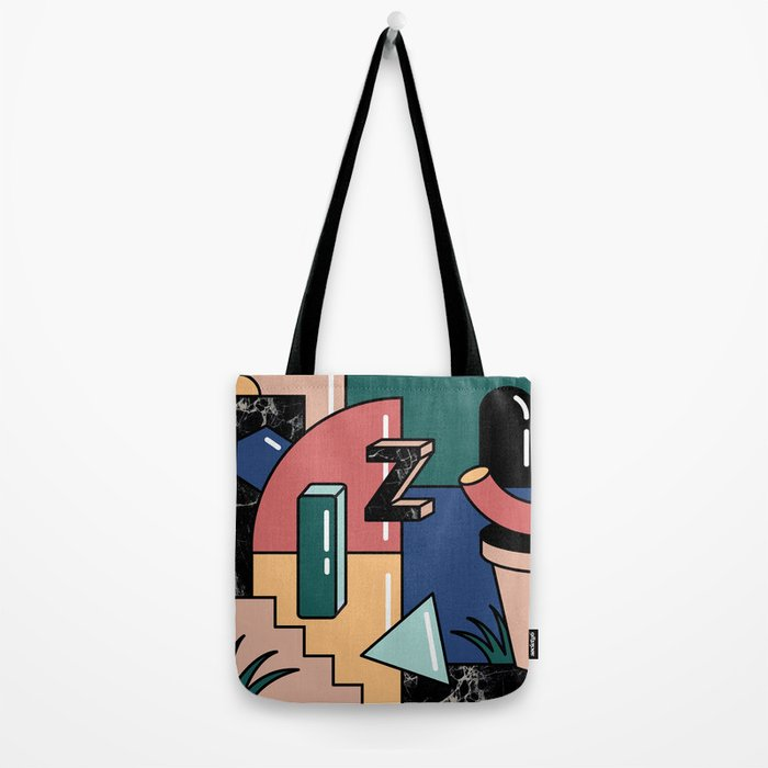 Shape Set no.2 Tote Bag