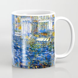 Childe Hassam Fifth Avenue New York Coffee Mug
