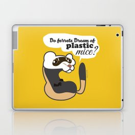 Do ferret dream... (c) 2017 Laptop & iPad Skin